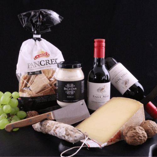 Frans-cadeau-pakket