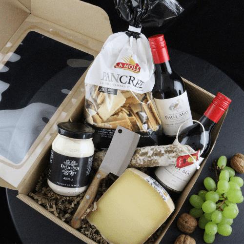 Frans-cadeau-verpakking
