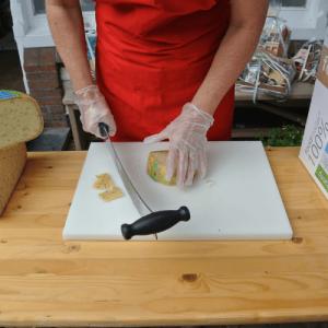 Verse-kaas-gesneden
